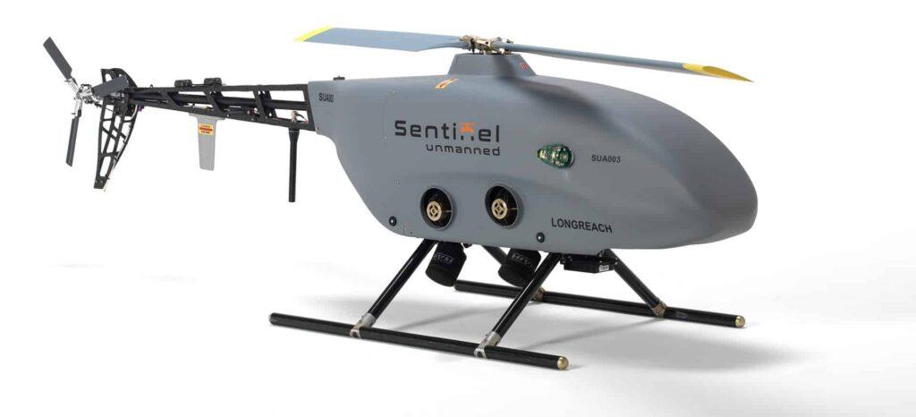 Sentinel Unmanned Longreach 70 UAV