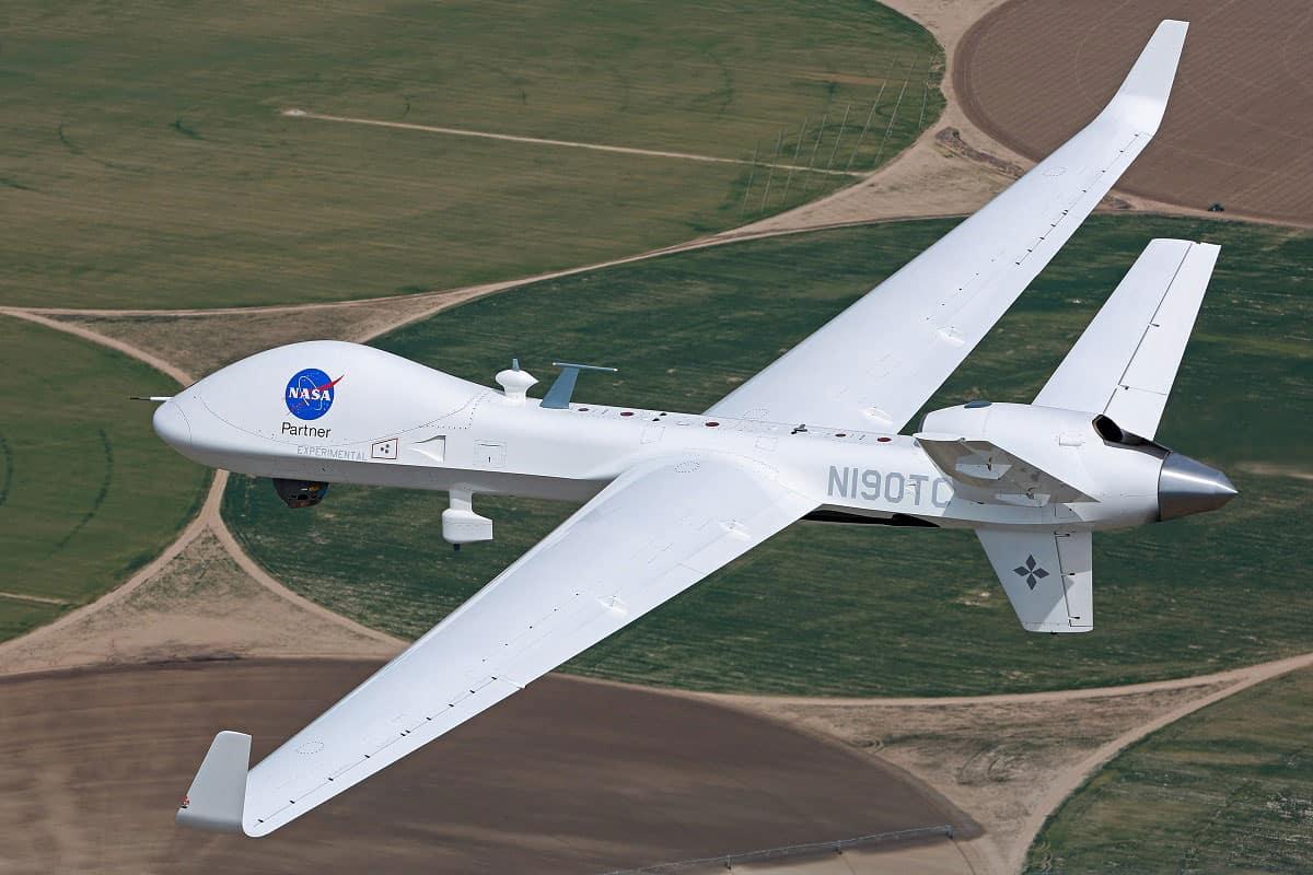 SkyGuardian UAS Takes Part in NASA Demonstration ...