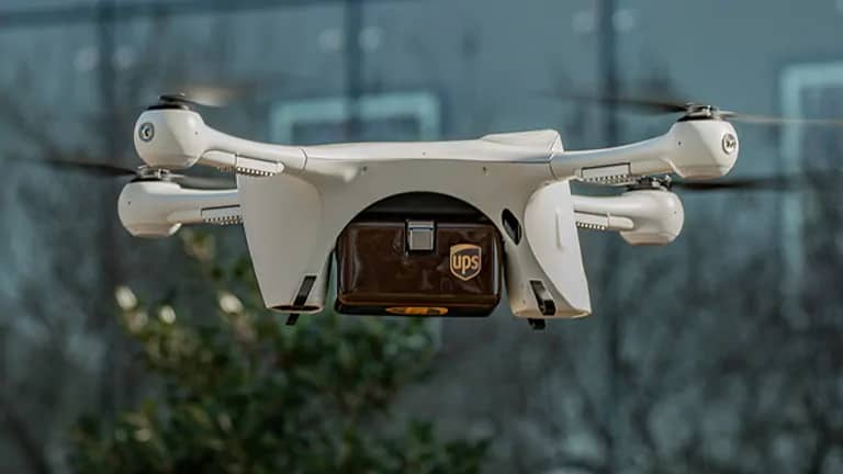 UPS Flight Forward Launches Residential Drone Delivery Service   Unmanned Systems Technology