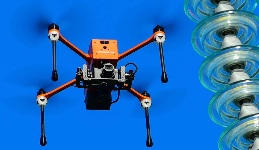 Union Robotics Meadowhawk drone