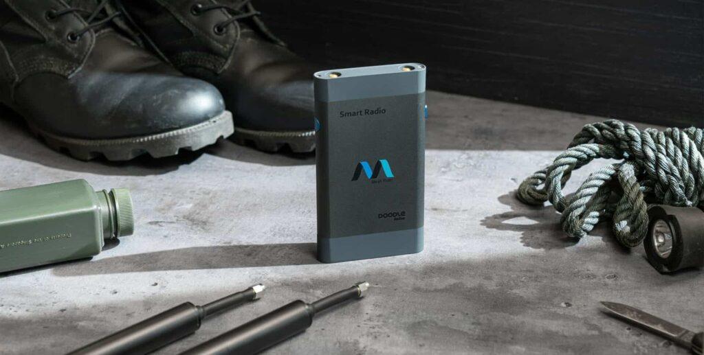 Wearable Smart Radio - Mesh connectivity