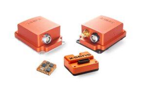 Xsens inertial sensor products