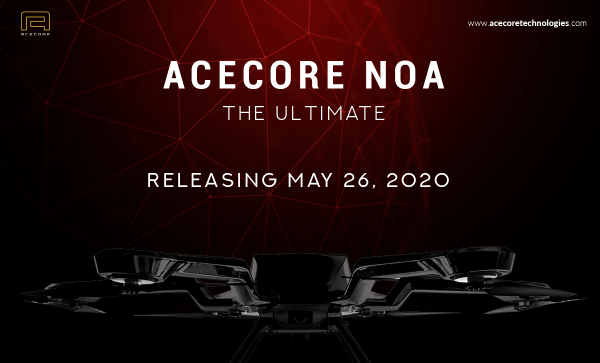 Acecore to Launch New Long-Endurance Hexacopter Drone   Unmanned Systems Technology