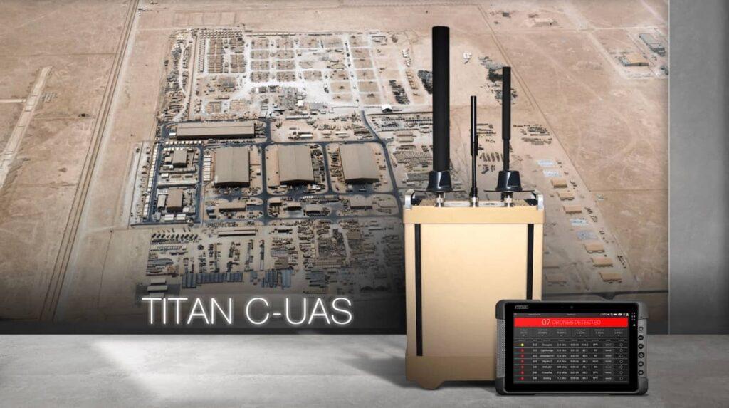 Citadel Counter-UAS system