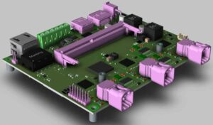D3 Engineering DesignCore Carrier Board