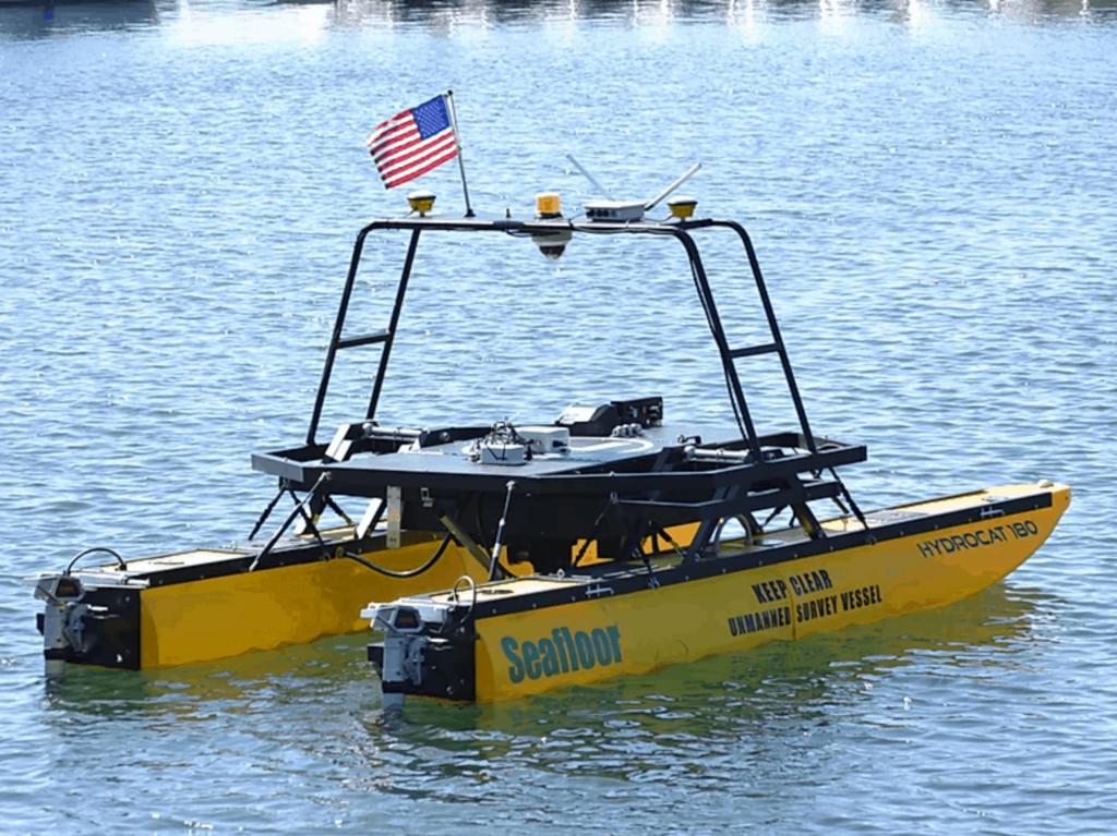 Hydrocat-180-hydrographic-survey-usv