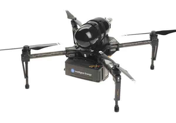 Intelligent Energy drone fuel cells