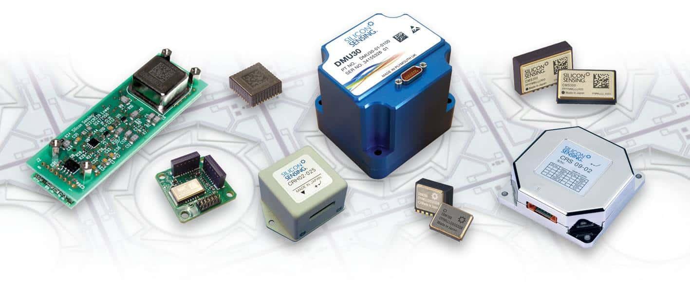 Silicon Sensing 为无人系统开发MEMS 惯性传感器|  无人系统技术