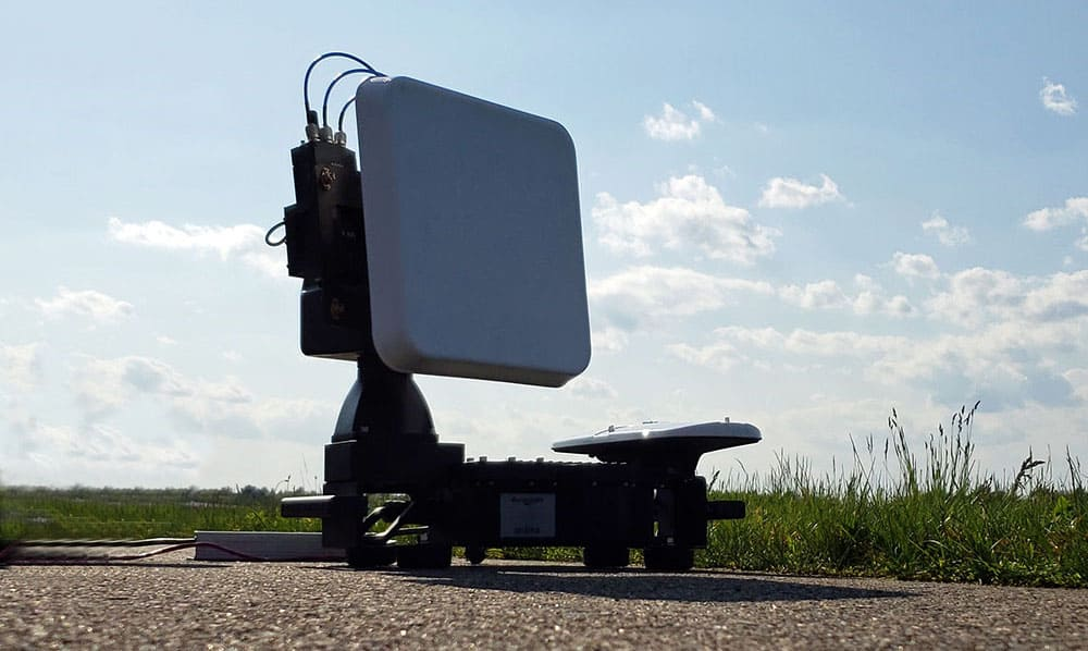 MTS Antenna