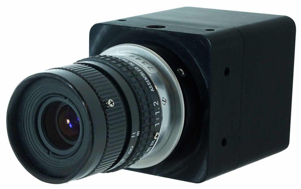 Owl 640 M - low-power VGA camera