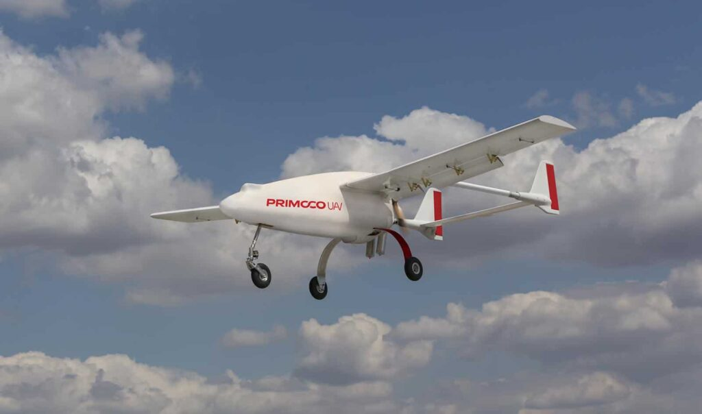 Primoco UAV Model One 150