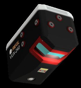 VUX-240 – lightweight UAV laser scanner