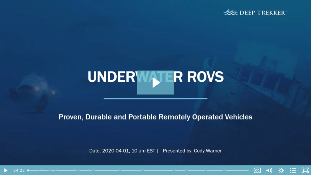 ROV and New Technologies