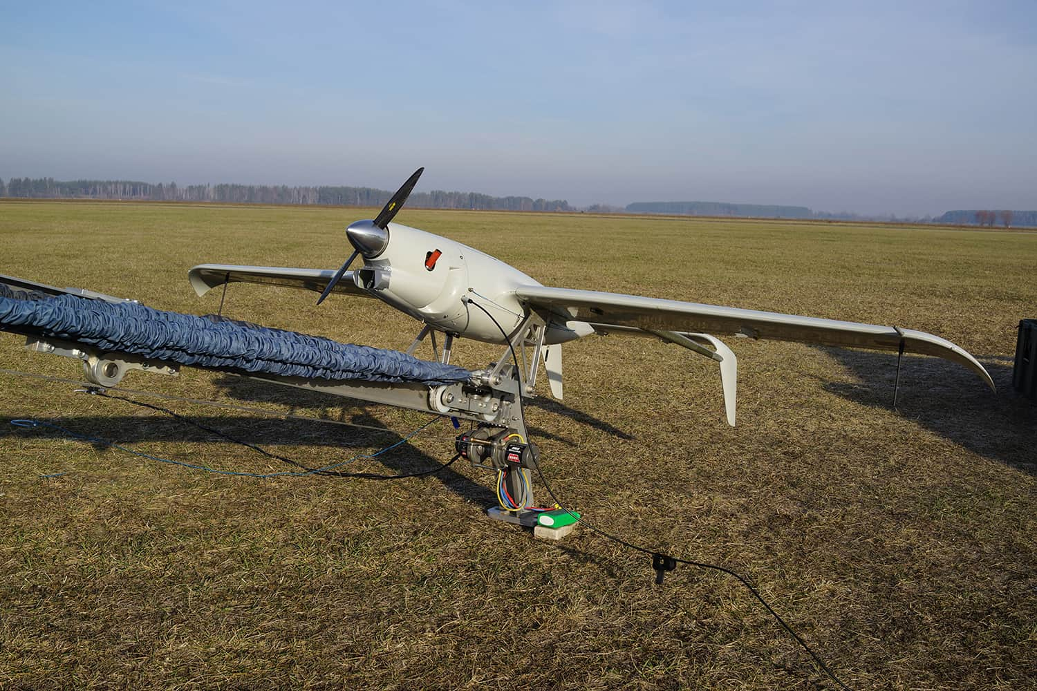 Skyeton Develops Small UAS for Long-Range & Extended-Endurance Missions   Unmanned Systems Technology