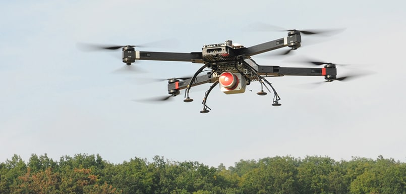 RiCOPTER-Drone-for-LiDAR-mapping-&-surveying