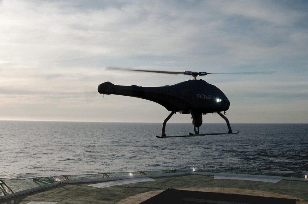 SKELDAR V-200 VTOL Drone 5