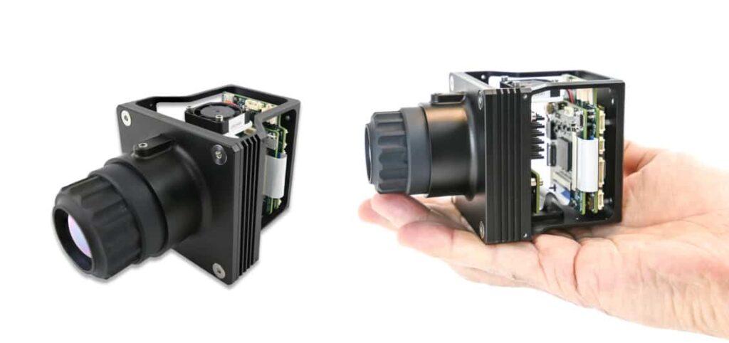 Sierra-Olympic Vayu HD LWIR thermal imaging camera