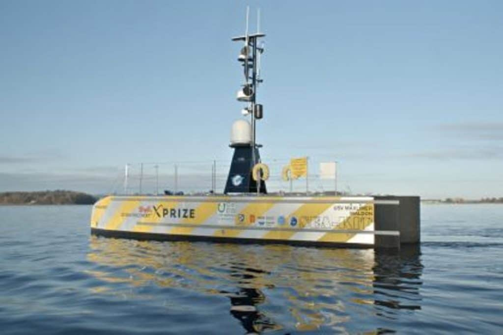 Sonardyne SEA-KIT USV