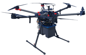 Teledyne Optech Drone Mounted LiDAR System
