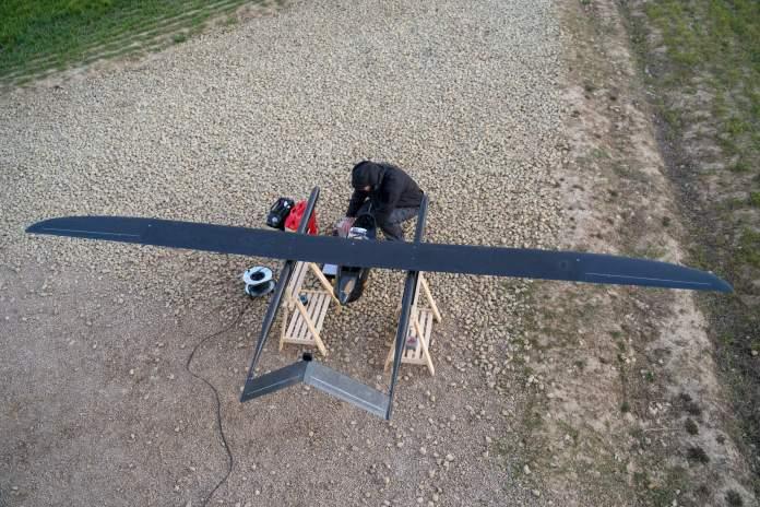UAV Factory experimental drone
