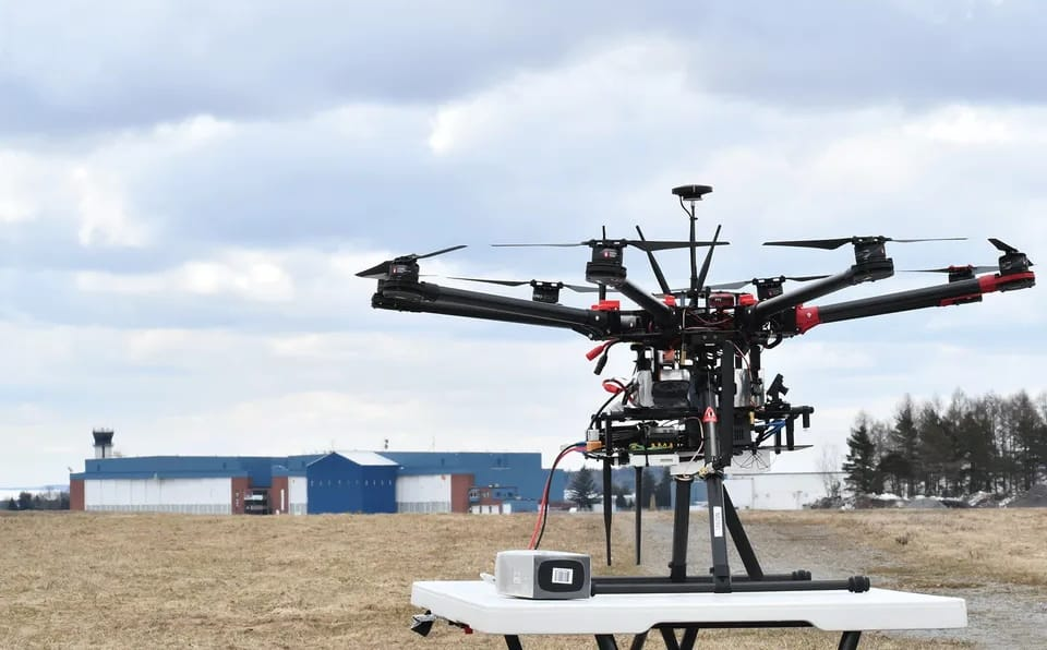 Unmanned Traffic Management to be Upgraded at NY UAS Test Site ...