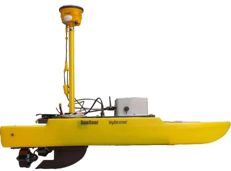 Unmanned Survey Vessel