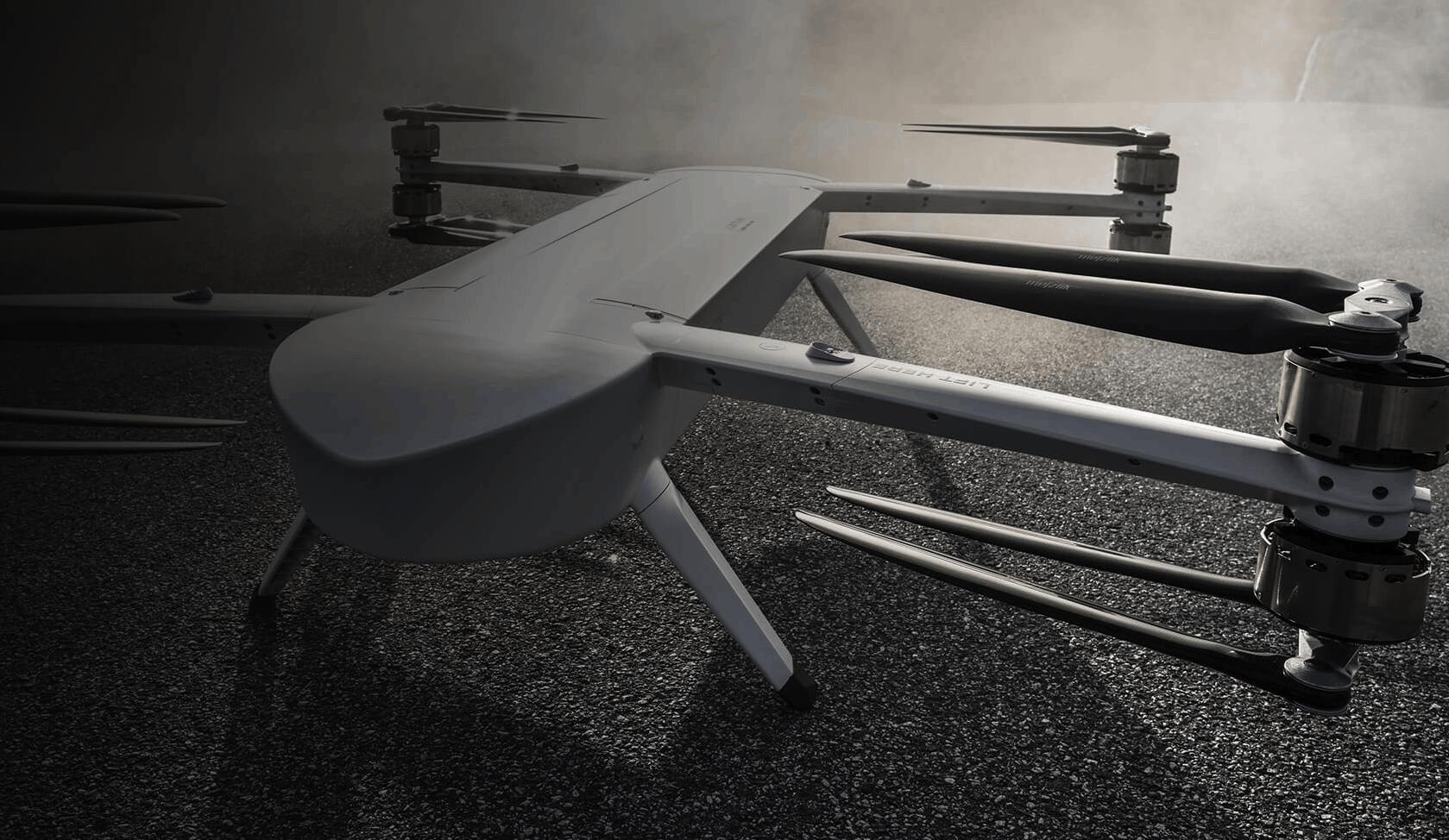 Mejzlik Propellers Develops Custom Carbon-Fiber Drone Propellers   Unmanned Systems Technology