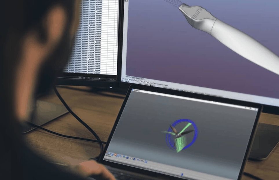 drone propeller designer