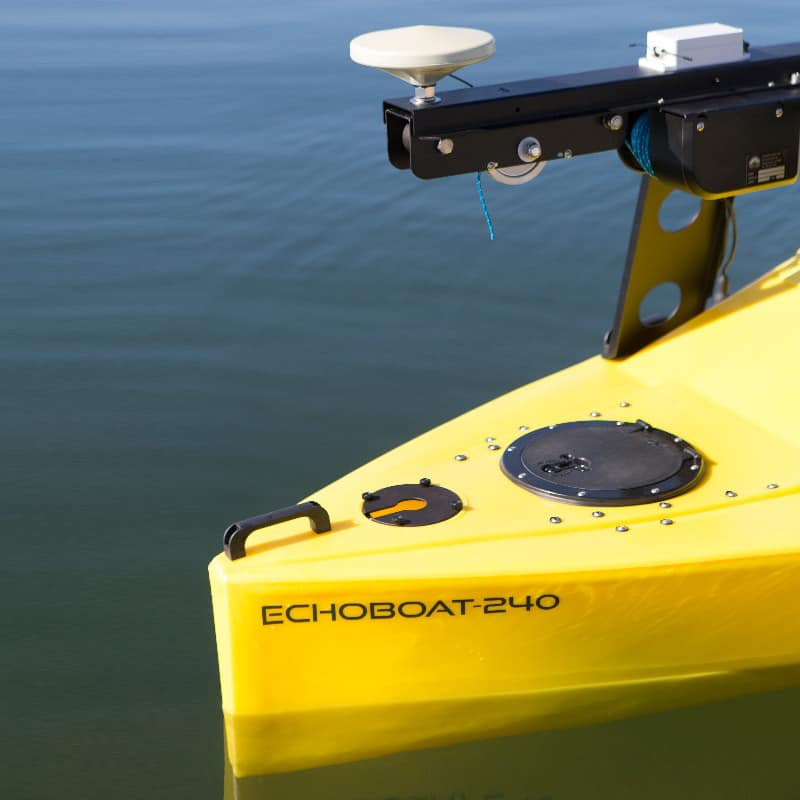 echoboat-240 unmanned boat