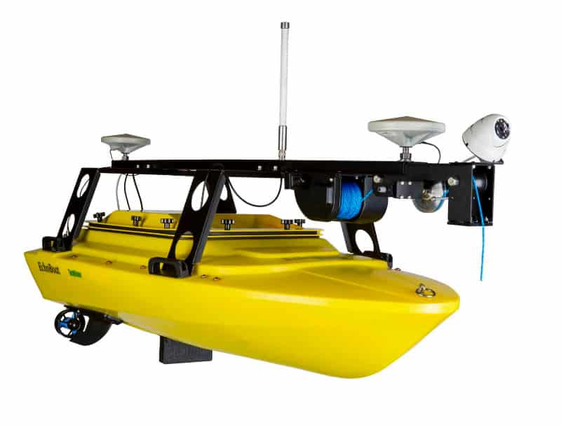 echoboat unmanned surface vehicle