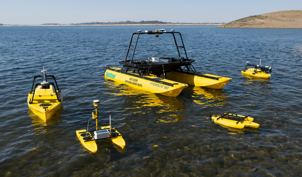 unmanned surface vessels