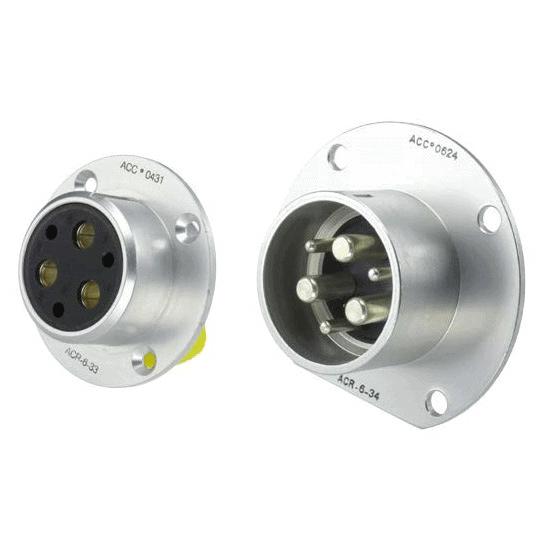 Buffet/Galley Circular Connectors