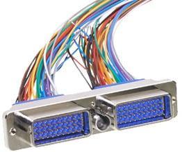 C-ENX EN-4644 Modular Rectangular Connectors