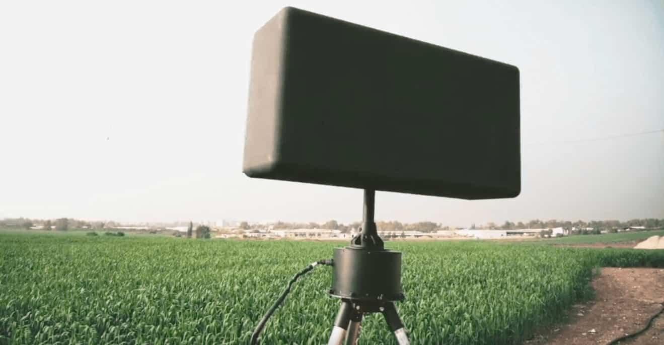Capture Systems Ltd Anti Drone Technology