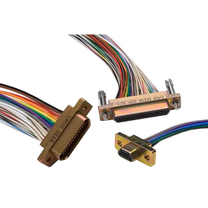 DURA High-Temperature Metal Shell Connectors