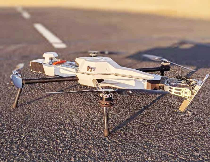 E2 Inspection Quadcopter