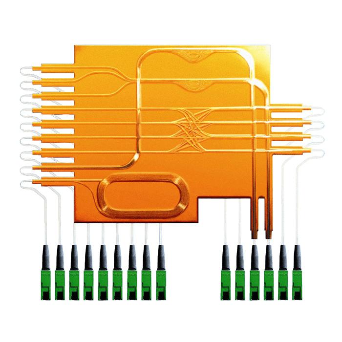 Fiber Flex Optical Circuits