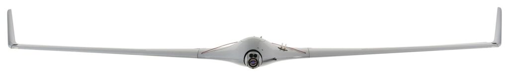 Fixed Wing UAV for real-time C4ISR