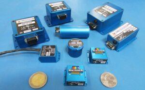 Gladiator Technologies inertial sensors