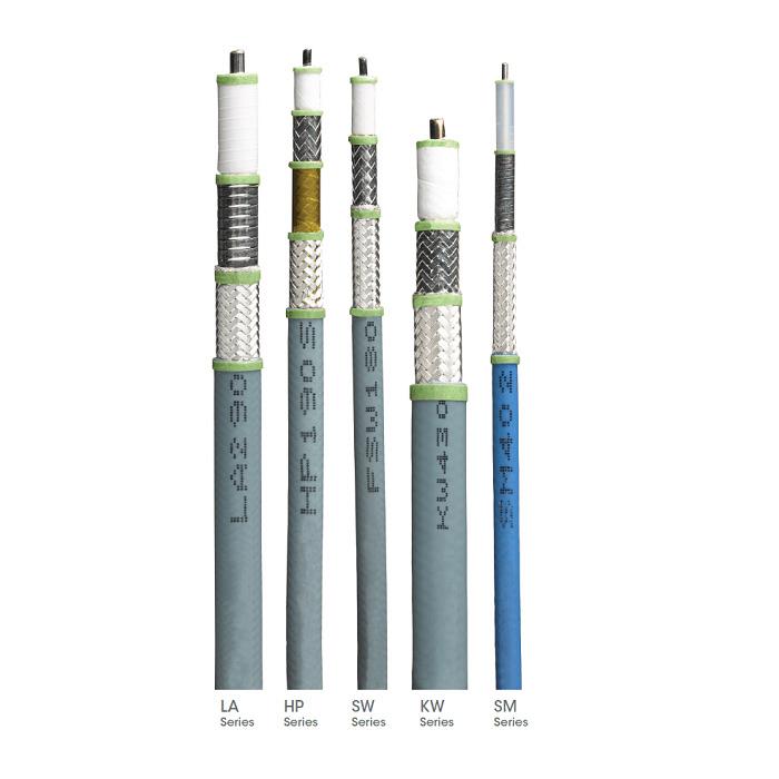 High Performance Flexible Bulk Cables