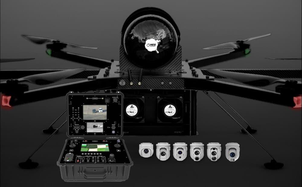 Hycopter-UAV