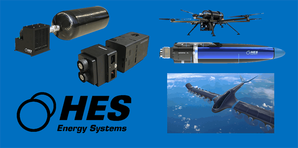 Hydrogen Fuel Cell Systems for UAV