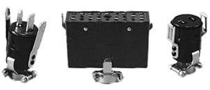 Jones High-Current Plugs and Sockets