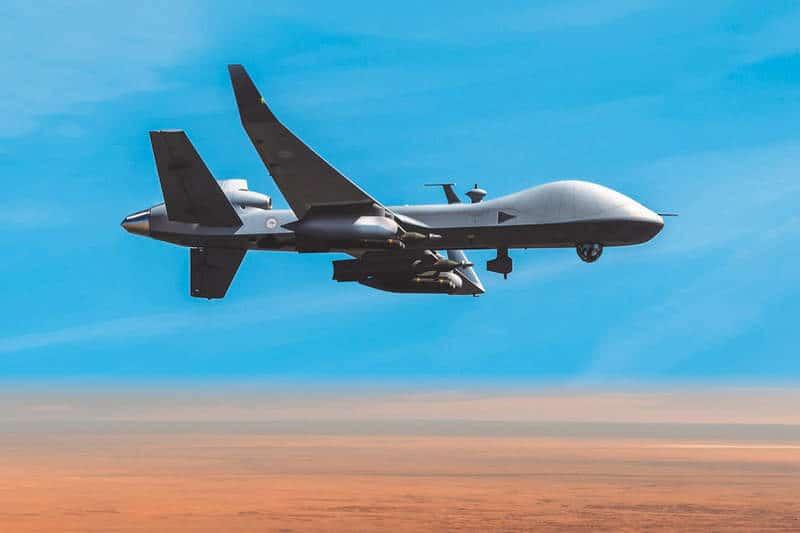 MQ-9 Reaper UAS