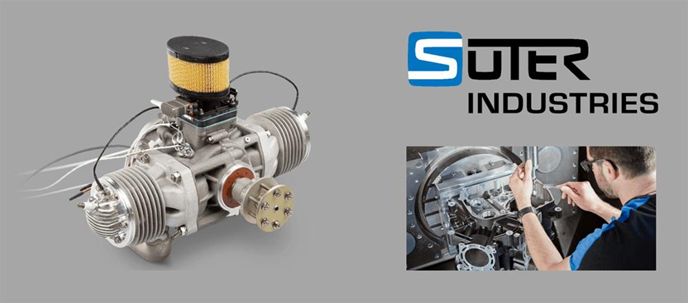 Suter UAV Engine
