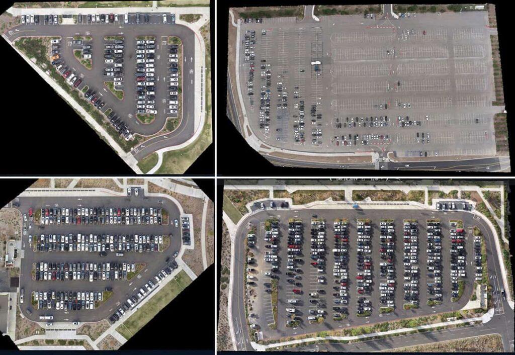 Drone Aerial Survey grade orthomosaics