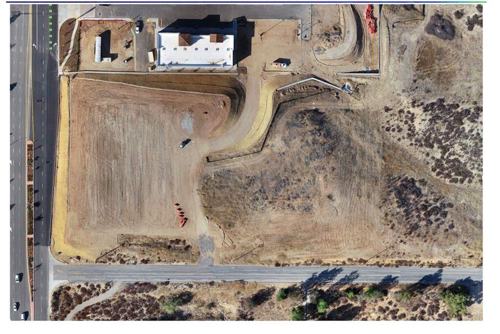 Drone Surveys for Construction