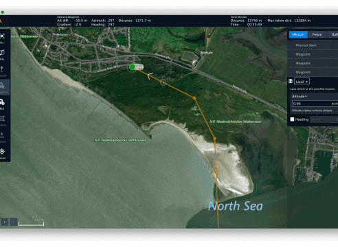 Drone flight planning