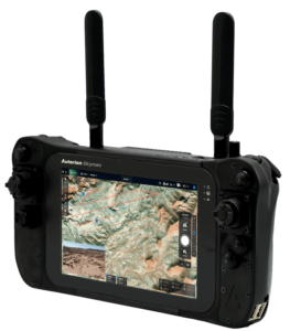 Drone ground controller