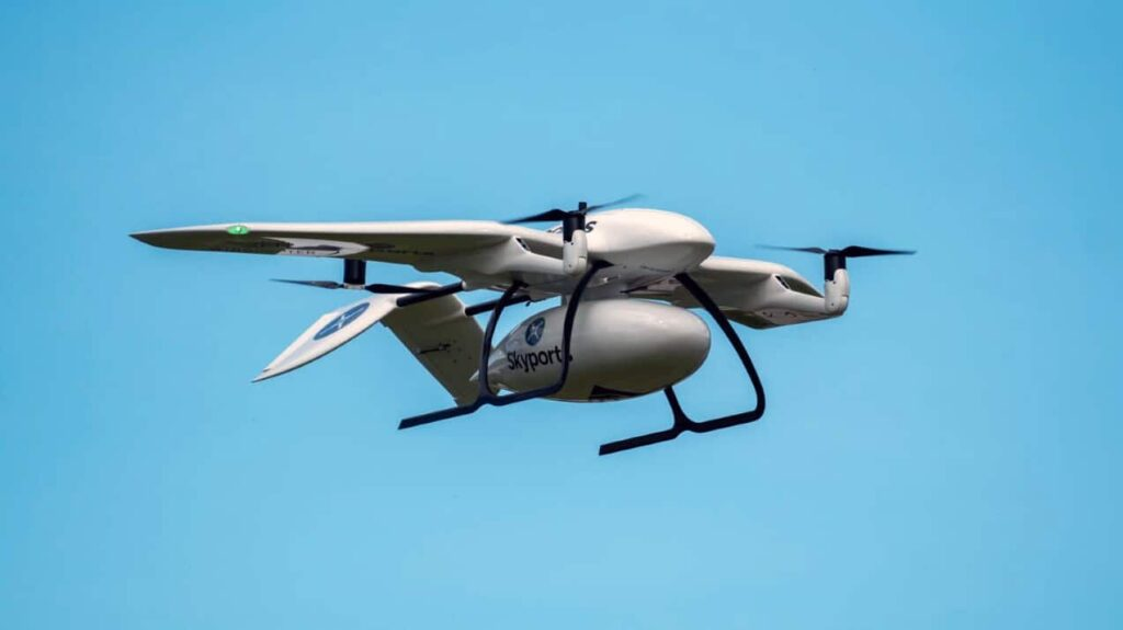 Enterprise drone insurance